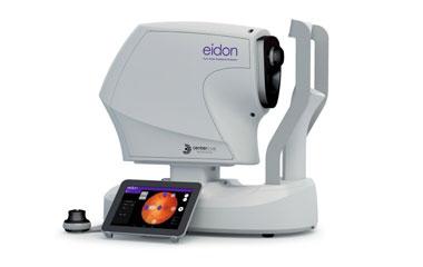 oct con retinografo incorporato